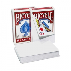 Bicycle Standard Blank Back