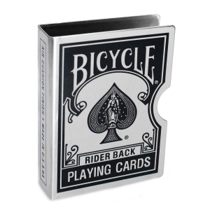 Card Clip - Bicycle Style