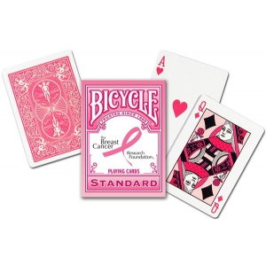 Bicycle Pink Ribbon